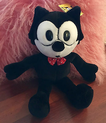 FELIX THE CAT A & A With Tag PLUSH STUFFED TOY 1996 14 inches