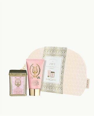 New MOR JOY Gift Set NOSTALGIC TREASURES Marshmallow Duo - Hand Cream & Soapette