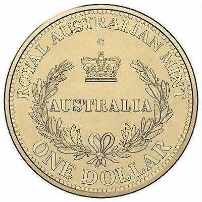 2016 $1 One Dollar 'C' Canberra Privy Mark Aus First Mints UNC Coin L1268