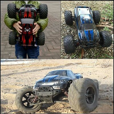 RC Monster Truck Off Road Remote Control Car High Speed Racing Electric New Toy