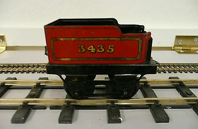 Hornby M1 Red Tender O Gauge 3435