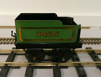 Hornby M1 Green Tender O Gauge 3435