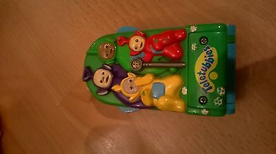 Children's Teletubby phone with sounds - learn colours and shapes