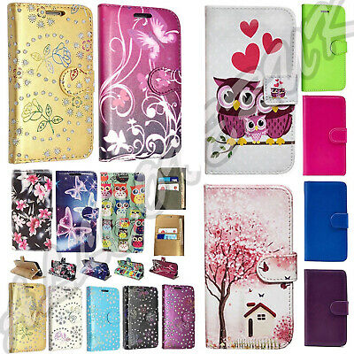 Luxury Flip Cover Stand Card Wallet PU Leather Case For LG K8 Mobile Phones