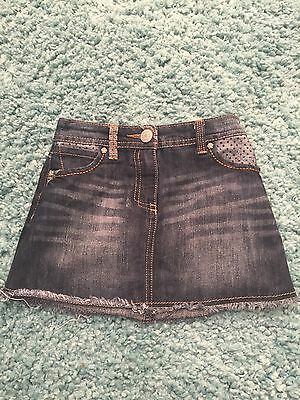 Girls Next Denim Skirt