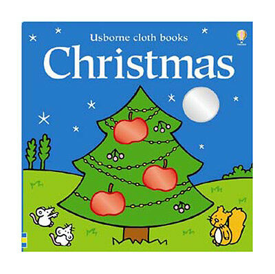 Usborne Christmas Cloth Book - BRAND NEW