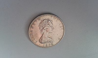 1978 Isle of Man - 5p - Five Pence - Very collectable