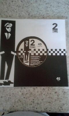 """The Specials Too Much Too Young 7""""Vinyl Record"""