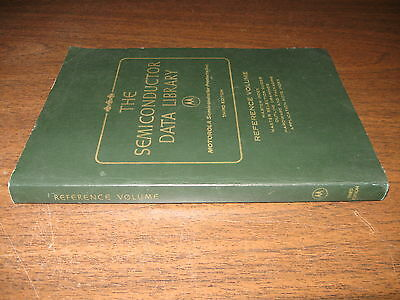 Motorola - The Semiconductor Data Library (Data Book) Reference Volume