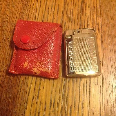 Vintage Ronson lighter in original case