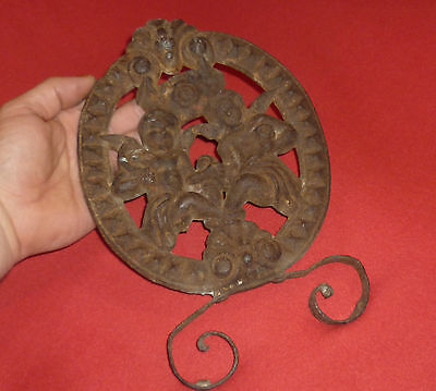 LARGE 1.7kg BYZANTINE Ancient ANGELS APPLIQUE Circa 1400-1500 AD    -3320-