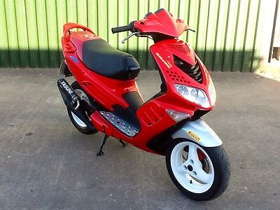 Peugeot Speedfight 2, Red, 50cc, New Mot, Good Condition, Can Deliver.