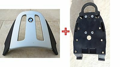 Porte paquet BMW R1150R + support  .LUGGAGE RACK ASSEMBLY 40599920999