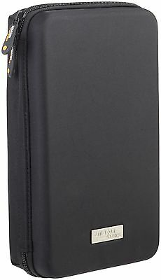 Universal Travel Case for Small Electronics and Accessories -Black