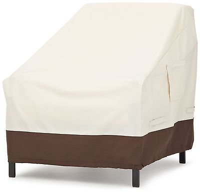 Lounge Deep-Seat Patio Cover (Set of 2)