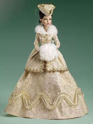 """OUTFIT FROM - Tonner 16"""" Doll DEJA VU Gold Victorian Gown Soirees D'or Dor Anne"""