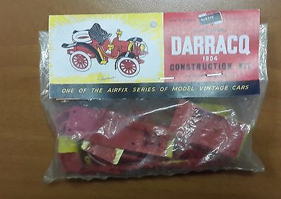 Darracq 1904 model kit made by Airfix (1/32 scale)