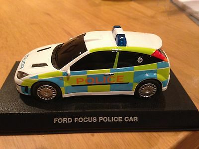Scalextric Police Car Mint In Box