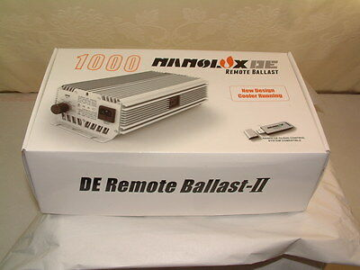 Nanolux DE Double Ended Remote Ballast-II 1000w watt