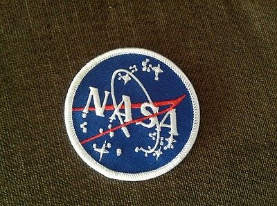 NASA logo patch official Astronaut space travel shuttle