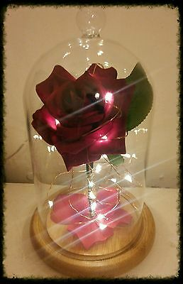 Beauty and the Beast Enchanted Rose **LAST ORDERS BEFORE CHRISTMAS 9TH-DEC**
