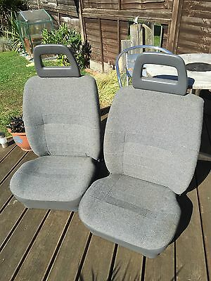 Ford Escort Front Seats Mk2/3/4 New