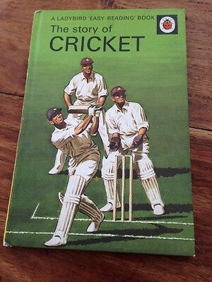 Vintage Ladybird Book The Story Of Cricket