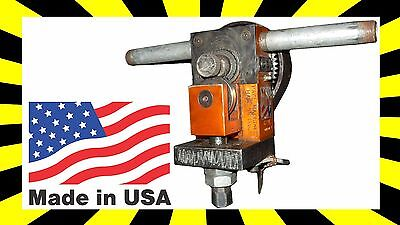 PACE 1039✓ ROLL GROOVER SERVICE TOOL✓ Mini-Mite✓ fit with RIDGID✓ made in USA✓