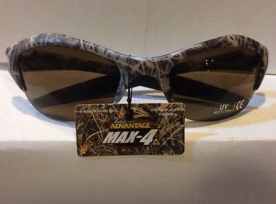 RealTree Hunting Camo Sunglasses MAX-4 Camouflage Christmas Gift For Dad