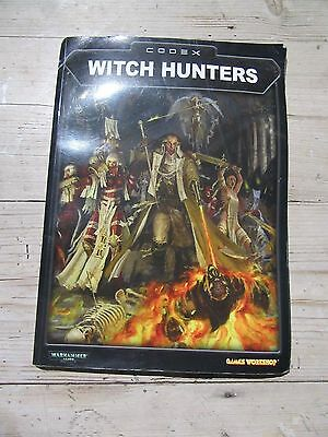 Warhammer 40k Witch Hunters Codex Space Marines
