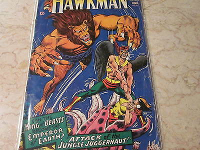 Hawkman Silver Age Reading Lot (3 issues)