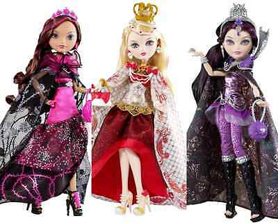 Ever After High Legacy Doll Raven Briar Beauty Apple White Clearance Almost Gone