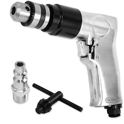 """3/8"""" Reversible Air Driven Power Powered Drill"""