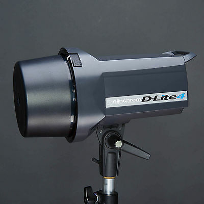 Elinchrom D-lite 4 Studio Lighting Flash Head 400w