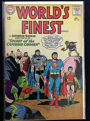 WORLD'S FINEST #138 Lot of 1 DC Comic Book!