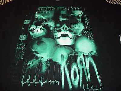 Korn 2012 Tour Shirt ( Used Size L ) Very Good Condition!!!