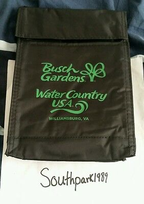 Busch Gardens and Water Country Lunch bag