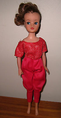 VINTAGE SINDY DOLL 1970s 033055X RED HAIR DOLL VERY RARE