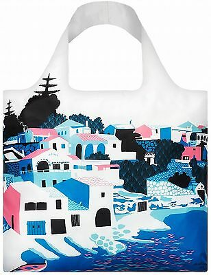 LOQI Reusable Tote Bag Artists Print United States Carry-On