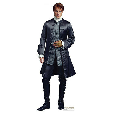 Jamie Fraser French Version Outlander Cardboard Cutout Standup Standee Poster