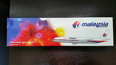 Malaysia Airlines Boeing 777-200ER 1/200 Very Rare