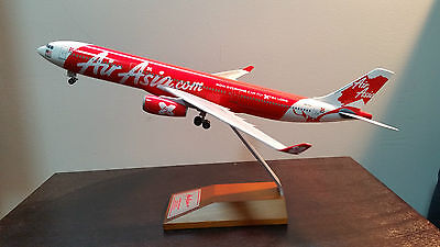 Air Asia A330-300 1/200 Very Rare Limited Edition Model
