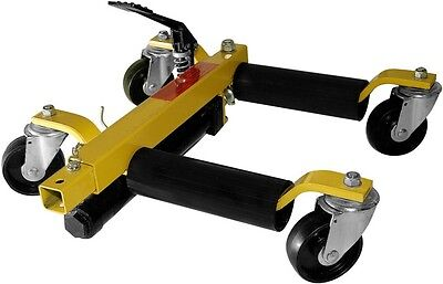 1PC Hydraulic Tire Wheel Lift Car Vehicle Wheel Dolly Lift Skate Mover