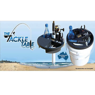 NEW - The Tackle Table (fishing, tackle box, storage)