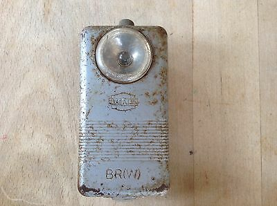 VINTAGE EVERY READY railway torch