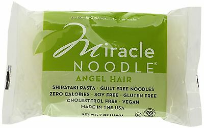 Miracle Noodle Pasta Angel Hair 7 Ounce - Pack of 6