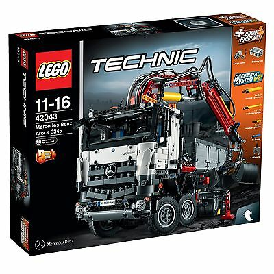 LEGO Technic Mercedes-Benz Arocs 3245 (42043) - Brand New & Sealed - 2793 Pieces