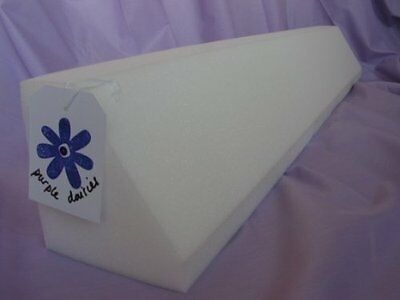 Purple Daisies Foam Bed Guard Bed Rail For Toddler Baby & Children - Long 150cm
