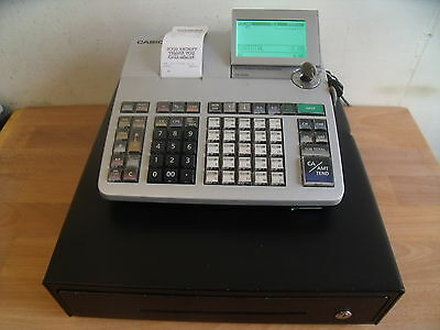 Reduced By £20 Casio Cash Register Shop Till Fully Working Condition