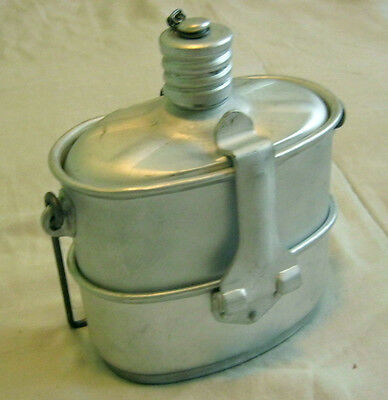 Soviet Russian Military Army VDV Set Lunch Box Food Bowler  Flask NEW USSR